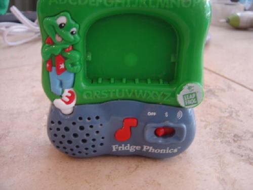 Leap Frog Fridge Phonics Uppercase Letter E Replacement Ebay
