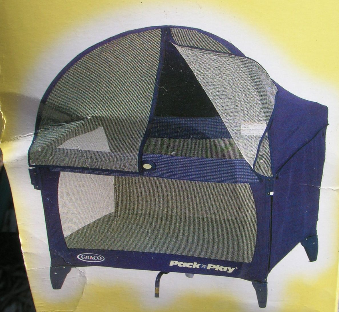 Pack N Play Tent Details About Graco Sun