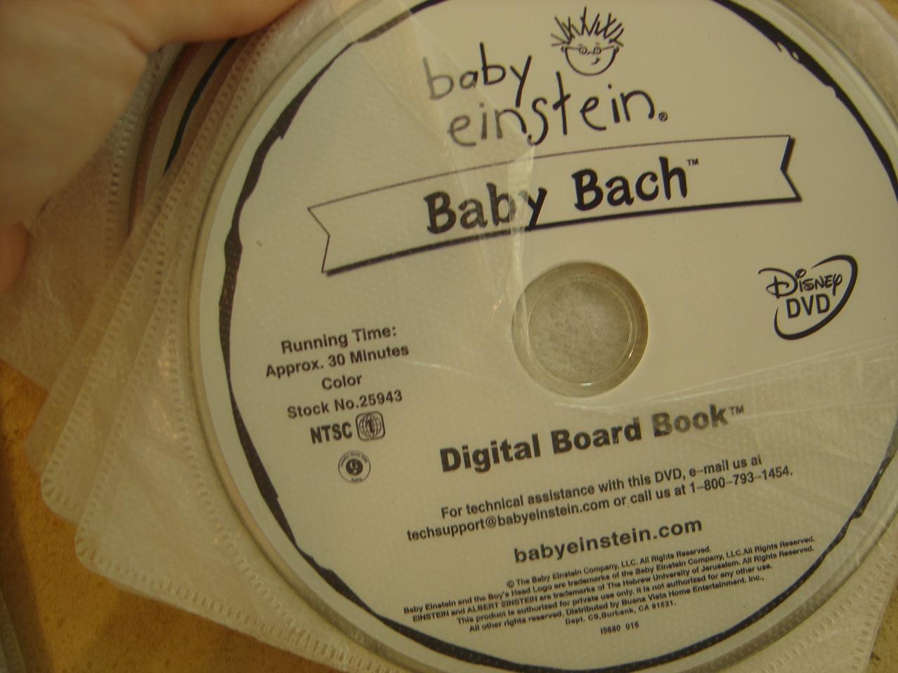 Details about walt disney baby einstein dvd collection 24 discs