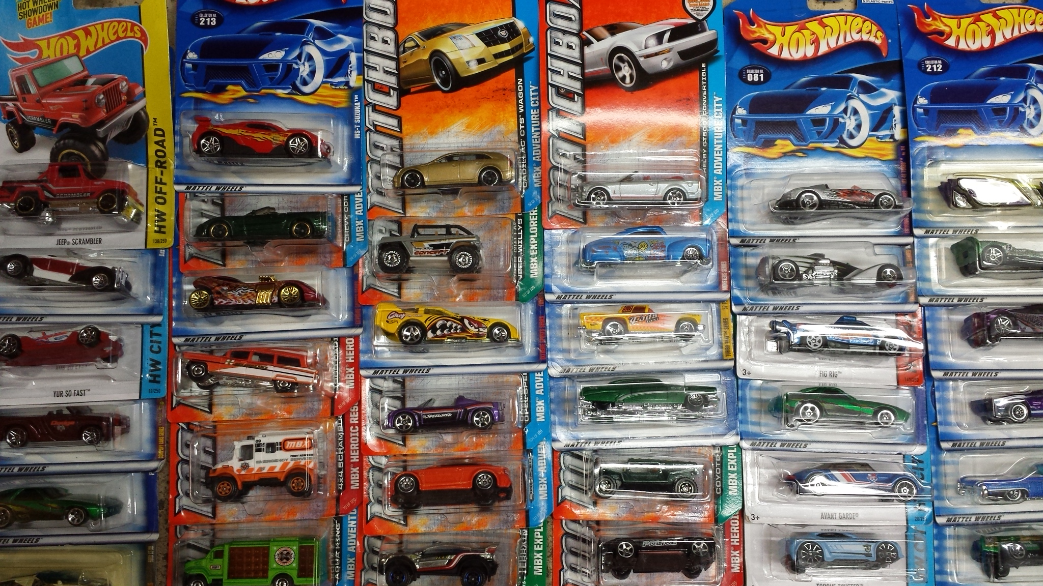 Used Match Box Cars For Sale