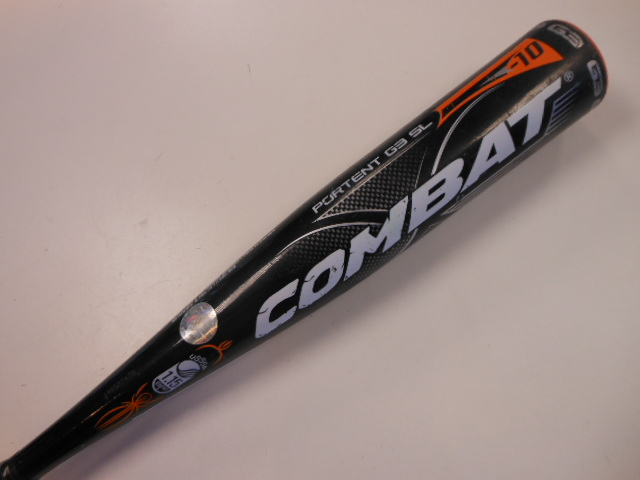 Combat portent g3 sl used 19 oz 29 in softball bat ebay for Portent g3 combat