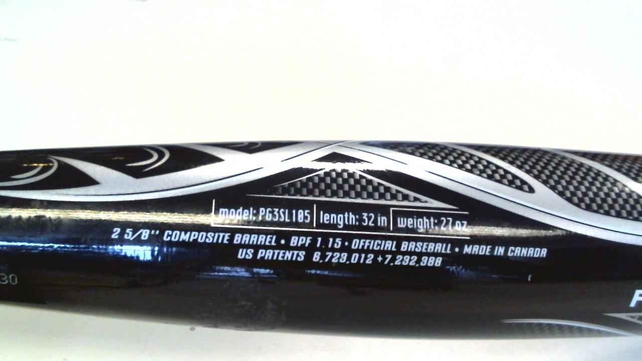 Combat portent g3 sl pg3sl105 black used 27 oz 32 5 for 2015 portent g3