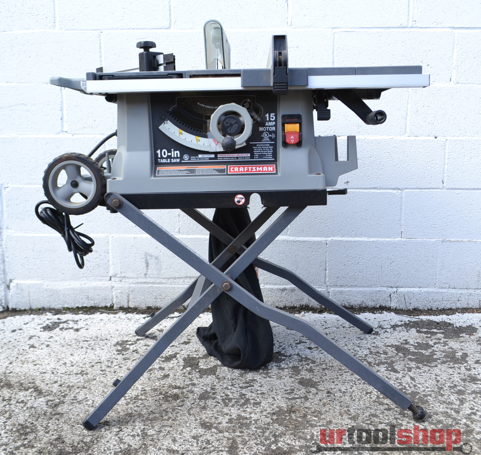 Craftsman 10 inch portable table saw model for 10 inch table saw