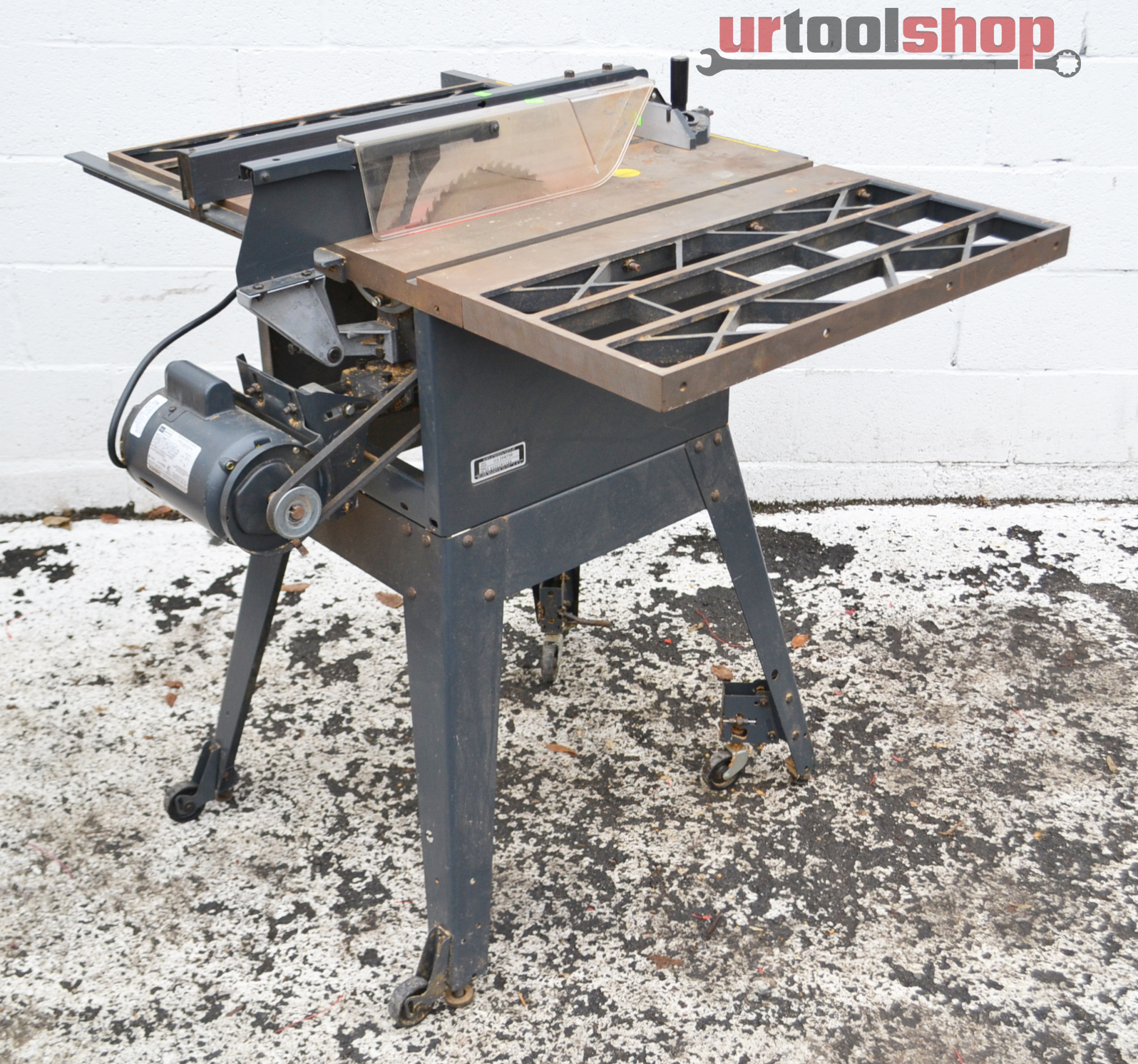 Craftsman 10 Table Saw 4713 17 Ebay