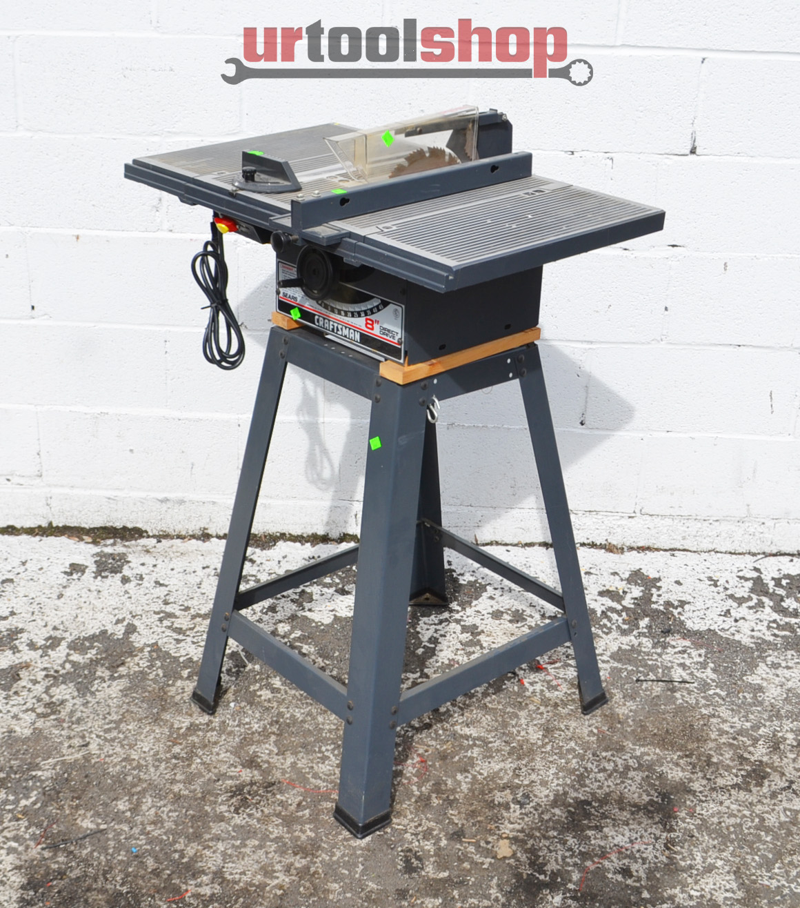 Craftsman Direct Drive 8 Table Saw 2986 3 Ebay