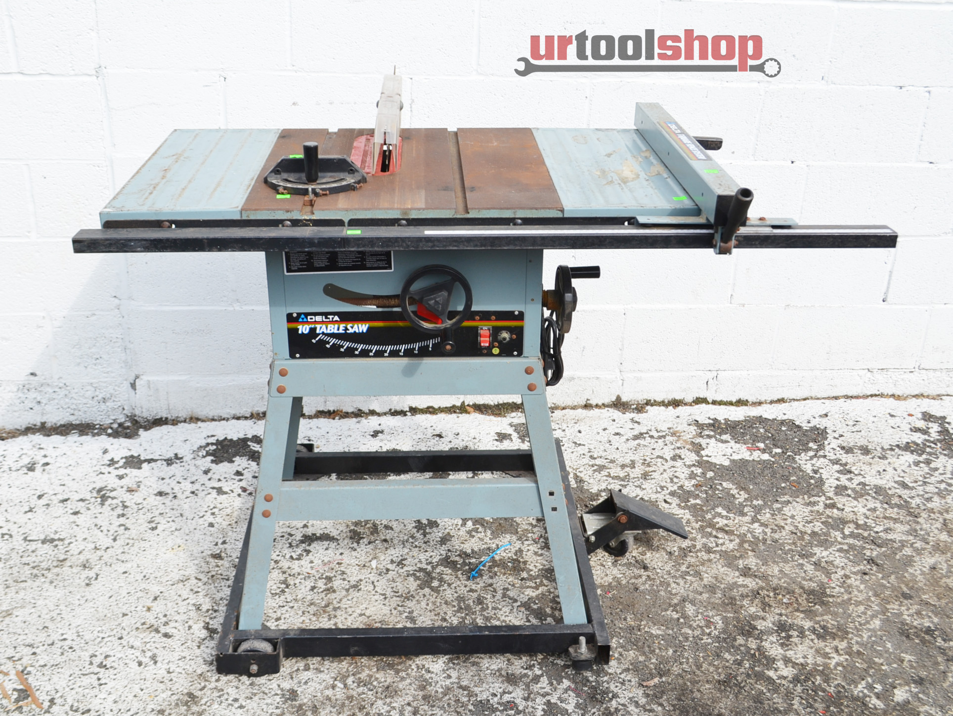 Delta 36 610 10 Quot Table Saw 8512 4 Ebay