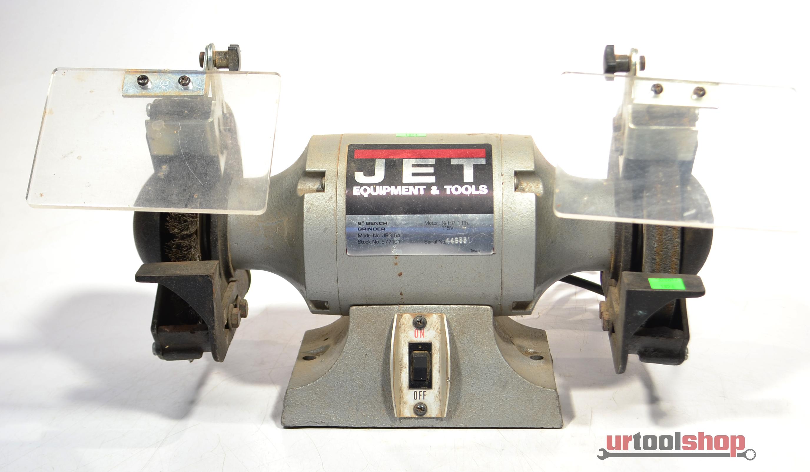 Jet Bench Grinder Model Jbg 6a 1853 9