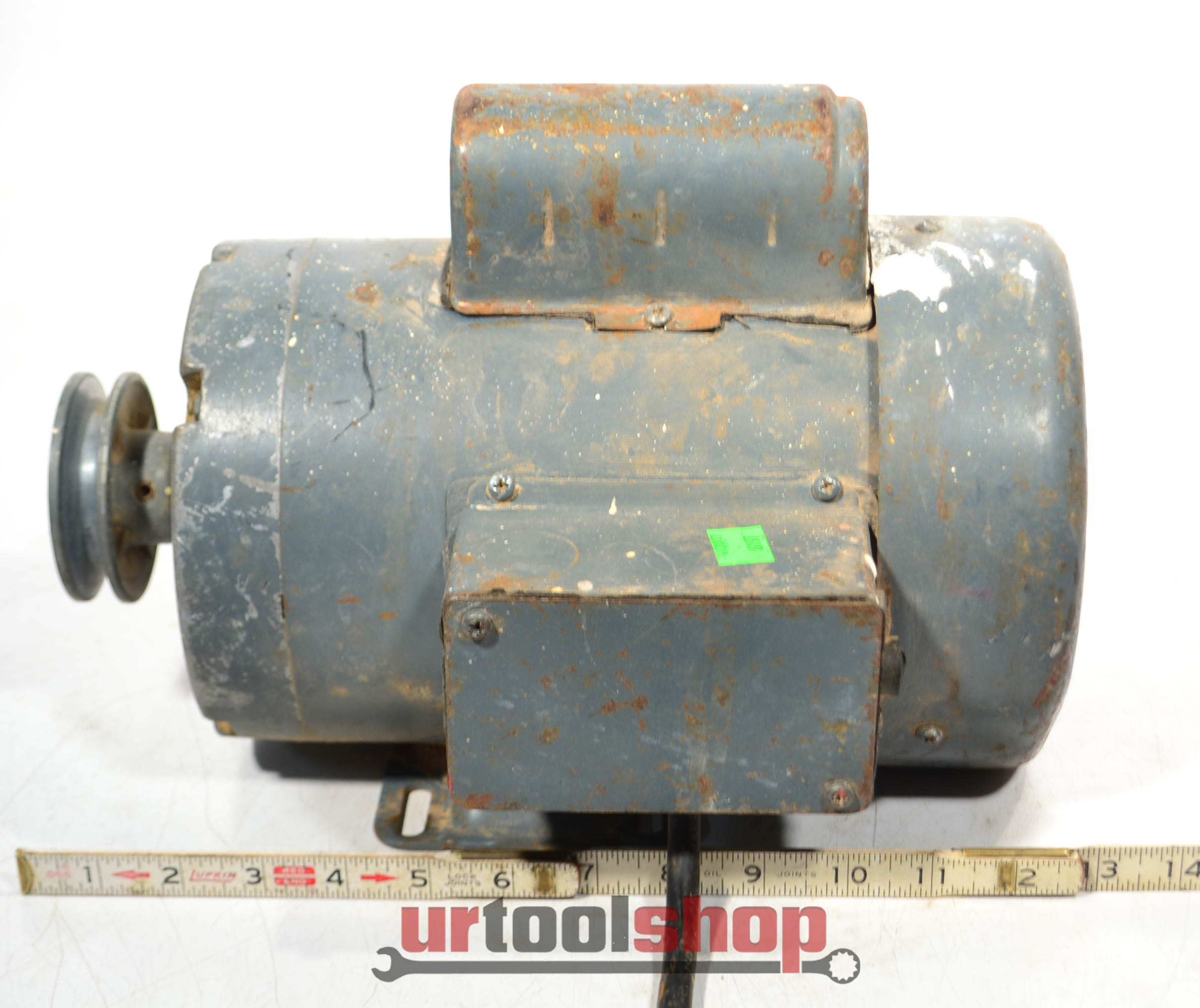 Rockwell 62 042 10 contractor table saw motor 1 1 2 hp for 10 table saw motor