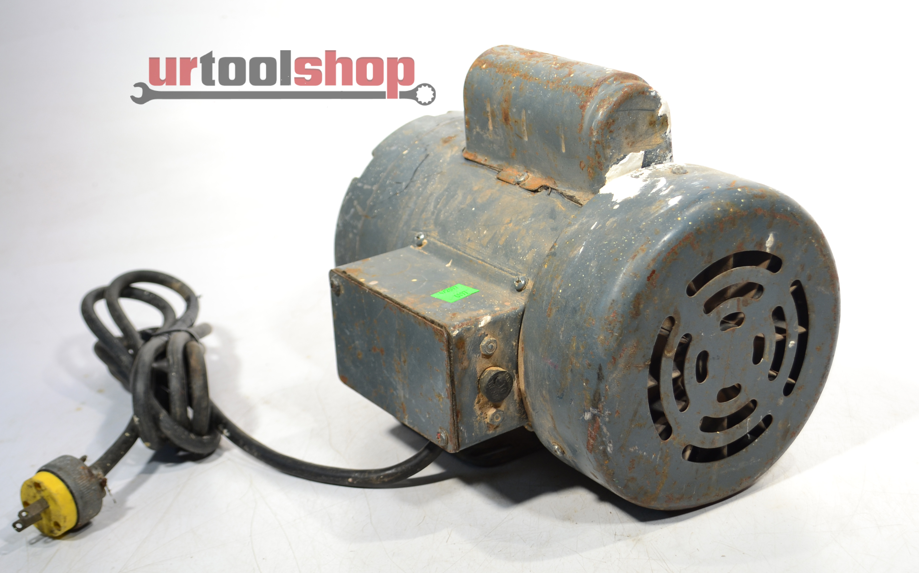 Rockwell 62 042 10 Contractor Table Saw Motor 1 1 2 Hp 3460rpm 115 230v 6197 57 Ebay