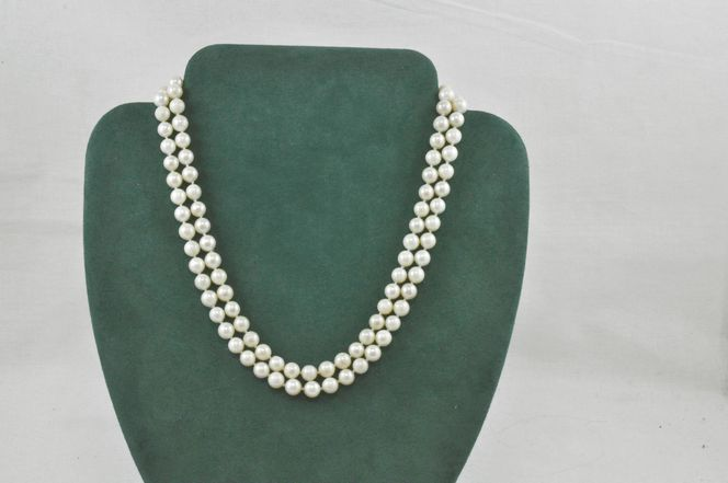 designer coin pouch  pearls designer