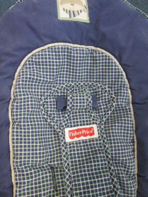 Fisher Price Take Along Swing Replacement Seat Cover