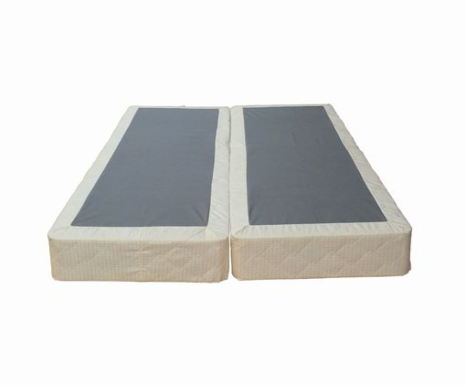 comfort bedding 8 inch mattress foundation split box spring california king ebay. Black Bedroom Furniture Sets. Home Design Ideas